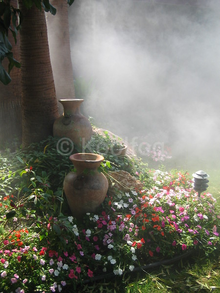 Landscape Urns and Fog