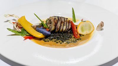 Food Artist: Chef Peter Vogel, GolfPanorama Wellness Hotel, Thurgau - Switzerland.