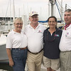 Annemarie & Rainer Majewski, Leigh Ann & Brian Hawboldt (Race & Regatta Chairmen)<br /> <br /> They are the Race Committee.