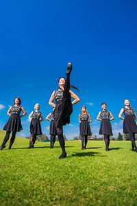 Irish Dance Troop