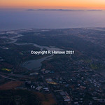 Aerial 12-Irvine-Catalina-Dusk