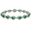 Hakimi-Emerald Diamond bracelet CU-Edit