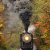 16 x 20 print Western Maryland Scenic Railroad