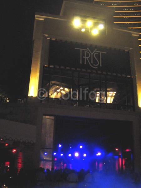 Tryst Nightclub Fog
