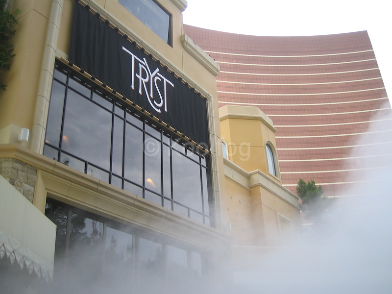 The Tryst at Wynn Hotel Vegas