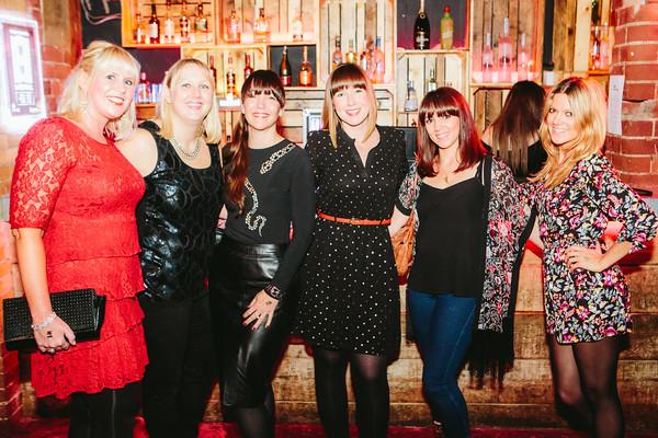 Chaz Royal's Burlesque Ball: Fibbers, York.