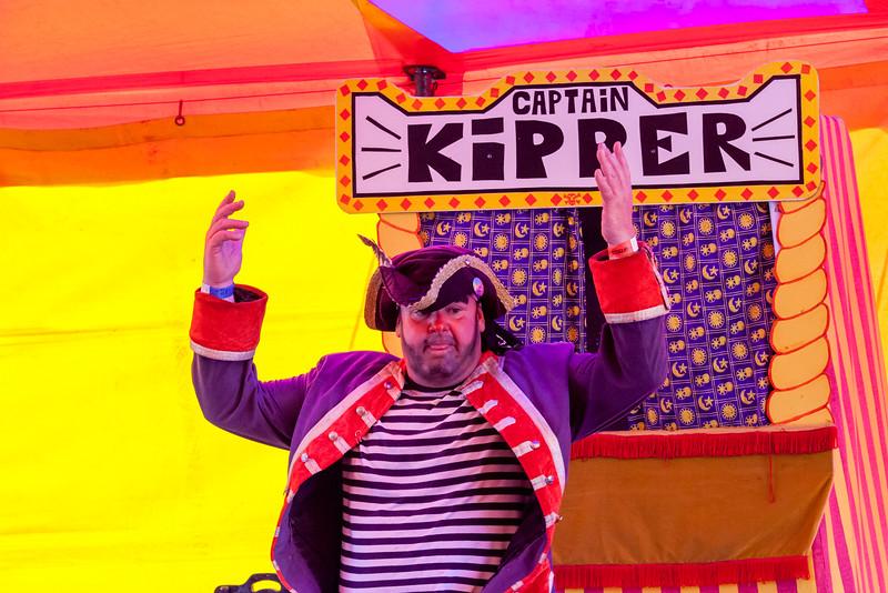 Captain Kipper