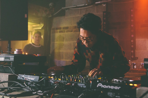Texture & Closed Circuit presents :: Hunee [Rush Hour]