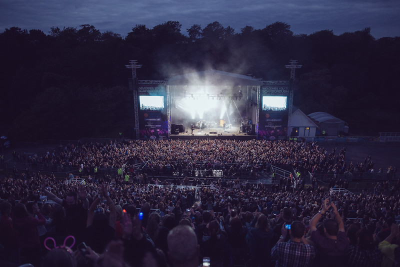 James Bay headlines Scarborough Open Air Theatre. With support from Joseph.