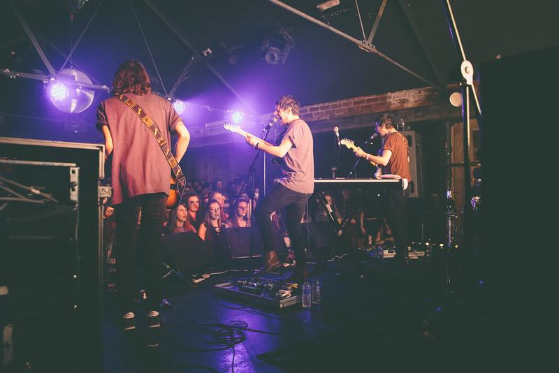 Little Comets - Fibbers, York.