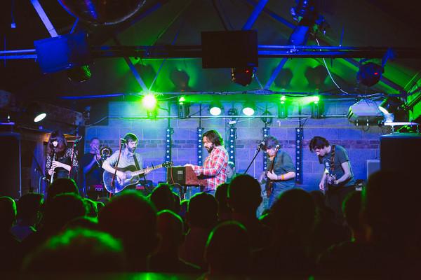 Matt Berry & The Maypoles: Fibbers, York.