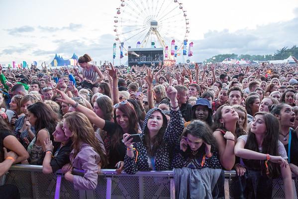 Parklife Festival 2014, Heaton Park, Manchester.