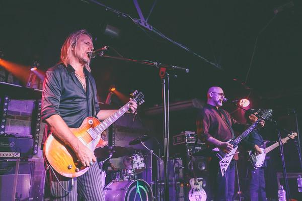 Wishbone Ash    Fibbers, York