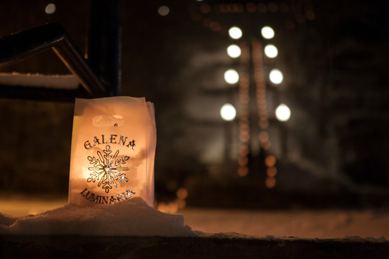 Living Windows/Luminaria - Visit Galena