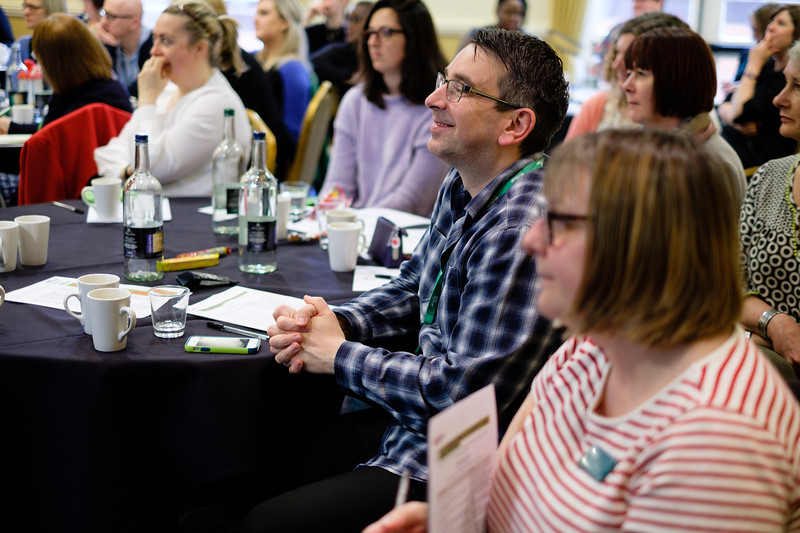 Macmillan De Montfort University Module Showcase Event 17 April 2018