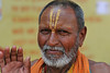 "Various holy men come to Haridware for the Kumbh Mela and display their various ""skills"" and ""powers"".<br /> <br /> Kumbh Mela is the biggest religious gatherings on the planet which takes places on the banks of the river Ganga. The number of pilgrims this year is expected to exceed around five million since the first day Jan 14 till the time it concludes on April 28, 2010. The auspicious days of the shahi snan or royal baths usually draw hundreds of thousands of devotees to the Har Ki Paudi and other banks of the river. Uttarakhand. North India. The occasion draws pilgrims from around the world and severly overloads the infrastructure so most of the city is shut down for any vehicles other than security or emergency services so a sea of humanity walks through the city to get to the bathing ghats."