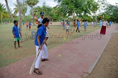 Evening playtime. Rising Star Outreach of India, Kancheepuram District, Tamil Nadu, India