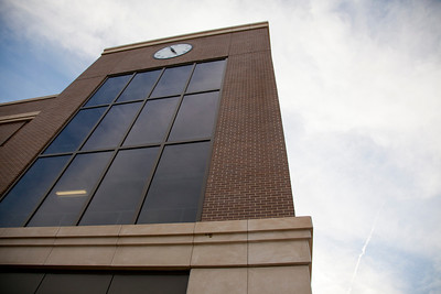 The Renewable Energy Center at Eastern Illinois University in Charleston, Illinois on August 30, 2011 (Jay Grabiec)