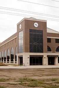 The Renewable Energy Center at Eastern Illinois University in Charleston, Illinois on September 15, 2011 (Jay Grabiec)