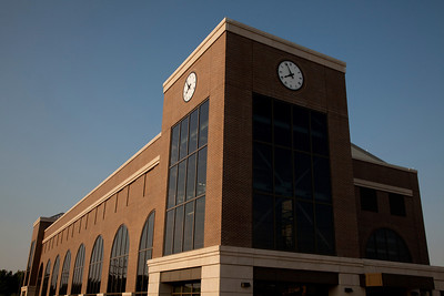 The Renewable Energy Center at Eastern Illinois University in Charleston, Illinois on August 31, 2011 (Jay Grabiec)