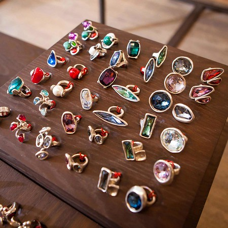 UNOde50 Ring Collection in Boston, MA