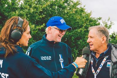 Chris Evans & Jody Scheckter