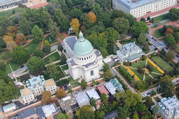 Naval Academy Aerials