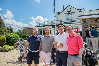 Neils Charity Golf Day - Halifax West End Golf Club - Commercial Photography - Danny Thompson Photography-4