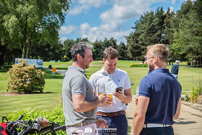 Neils Charity Golf Day - Halifax West End Golf Club - Commercial Photography - Danny Thompson Photography-18