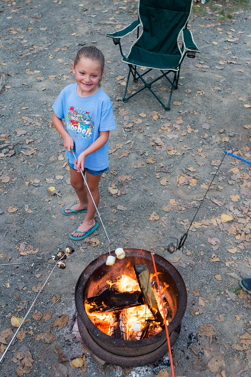 Night Campground