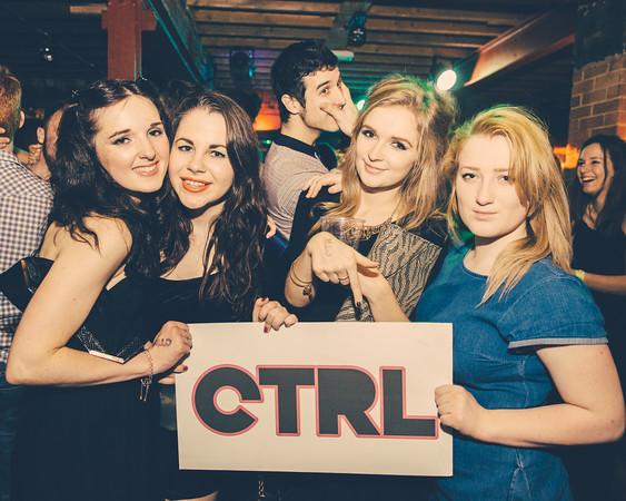 CTRL, Saturdays at Fibbers.