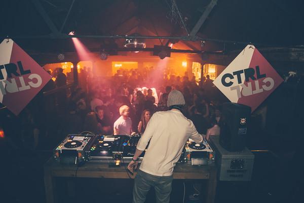 CTRL - Saturdays at Fibbers