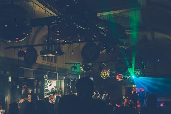 ENTOURAGE    Saturdays at Rift & Co    Harrogate