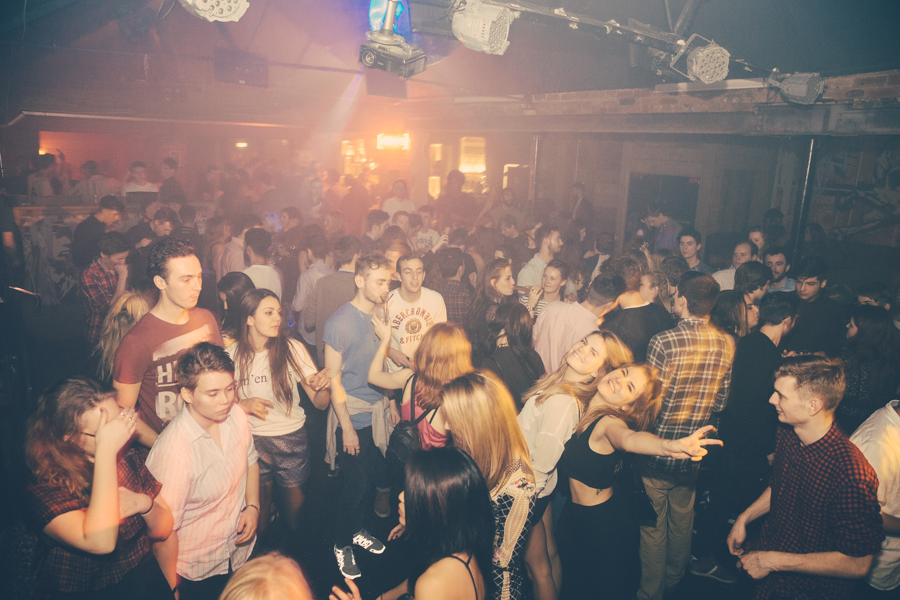 FIBBERS Presents: End of exams residents party!