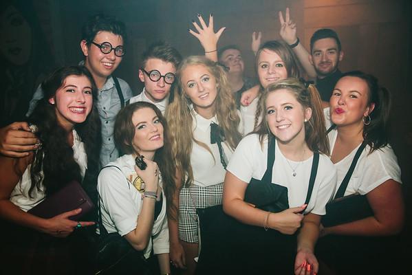 GEEK PARTY || FIBBERS