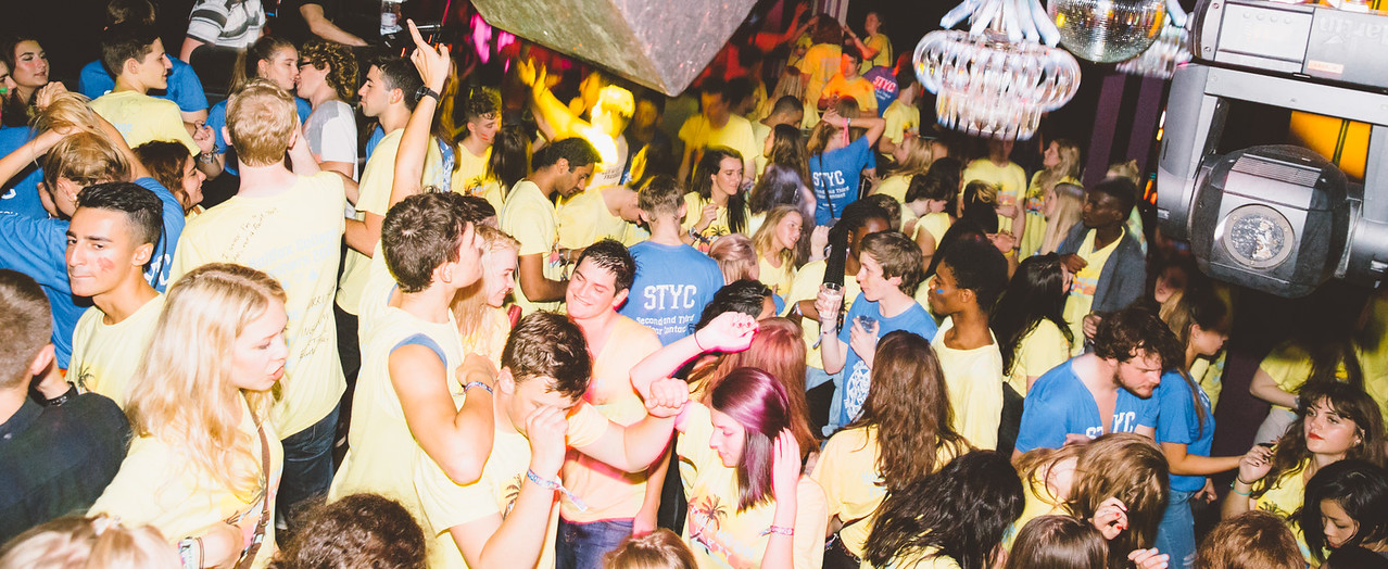Halifax College: Full Moon Party || Salvation