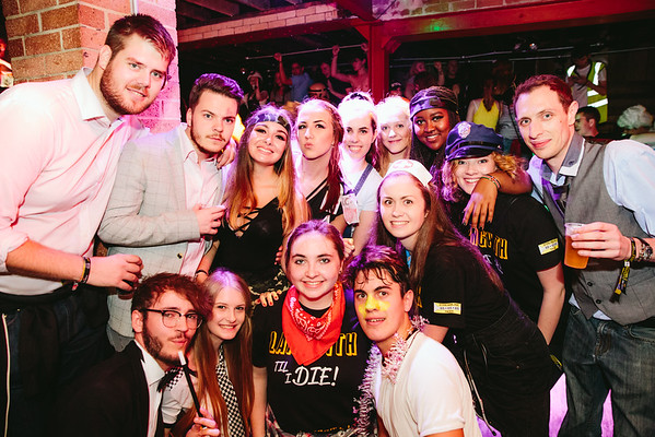 FRESHERS '16    Langwith & Constantine    Fibbers
