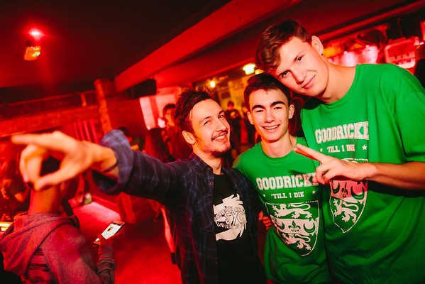 FRESHERS '16 || Goodricke || Fibbers