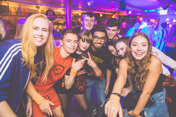 FRESHERS '16 || Langwith || Revs