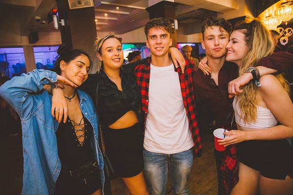 FRESHERS '16 || James || Yates