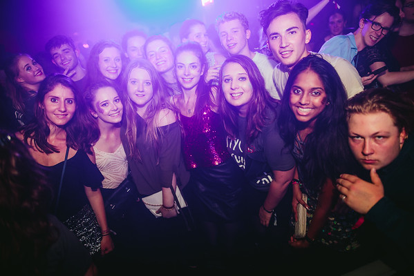 FRESHERS '16 || Alcuin || Fibbers