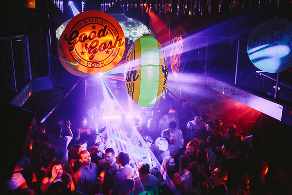 KUDA Mondays || YSJ's Biggest & Longest Running Student Night