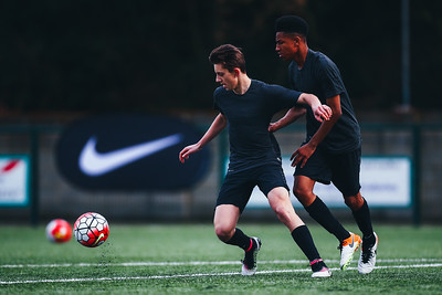 Nike - Whyteleafe Football Academy