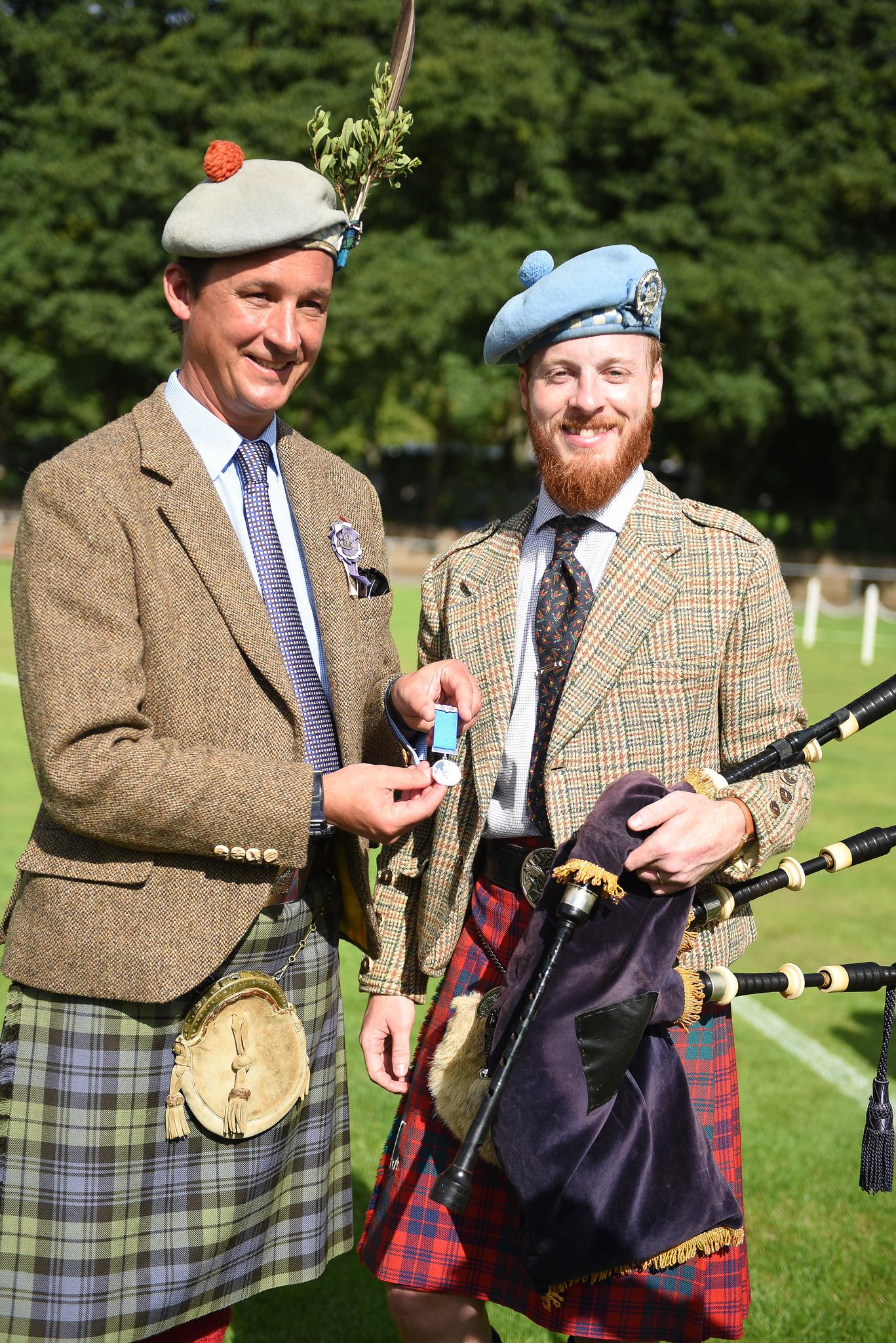Oban Highland games 25/08/16