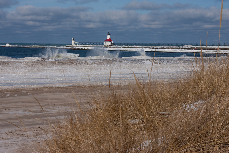 St. Joseph Michigan<br /> February 2010