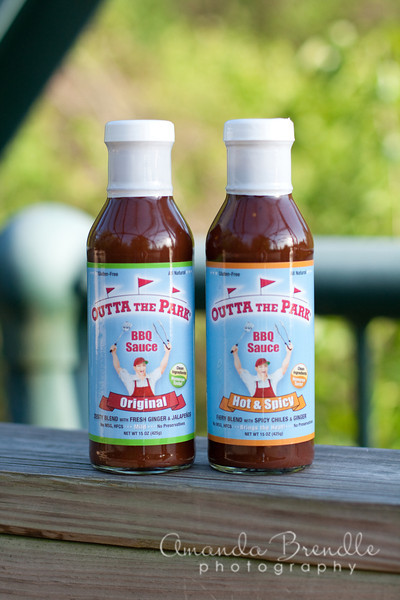 Outta The Park BBQ Sauce