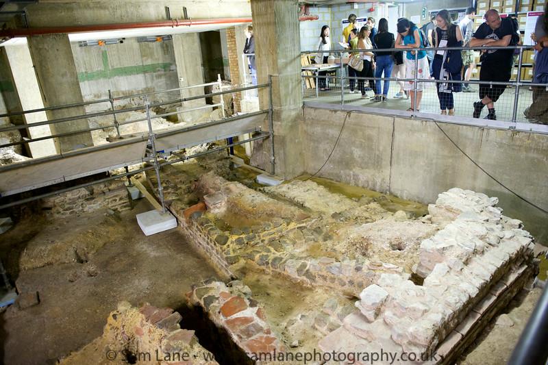 Billingsgate Roman Baths