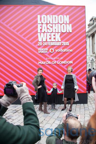 London Fashion Week 2015