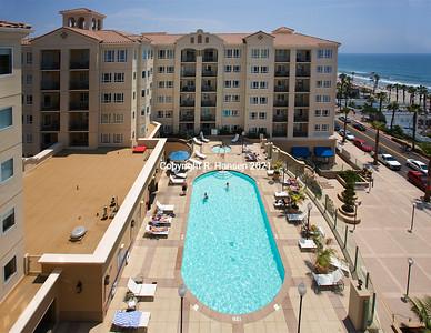 Wyndham Resort, Oceanside, Ca