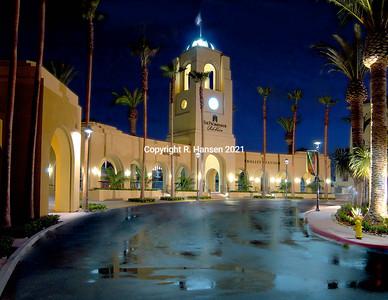 Rio Vista Promenade, San Diego, Ca.